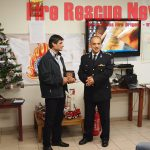 Έκθεση στην Πυροσβεστική Υπηρεσία Ρόδου