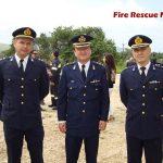 Εγκαίνια Εθ. Πυροσβεστικού Κλιμακίου Σαγιάδας