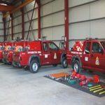 Προμήθεια 61 πυροσβεστικών οχημάτων εξασφάλισε το ΥΠΕΚΑ