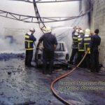Πυρκαγιά σε αποθηκευτικό χώρο στο Καστελλόκαμπο
