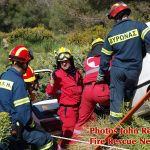 Κοινή άσκηση Πυρόσβεσης - Διάσωσης Βύρωνα Ηλιούπολης & Ε.Ε.Σ