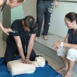 1η Πιστοποιημένη εκπαίδευση πυροσβεστών στην Βασική Υποστήριξη Ζωής