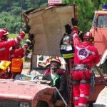 3η Κοινή Άσκηση Ε.Ο.Δ - Πυροσβεστικής Υπηρεσίας Σάμου