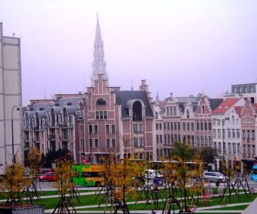 Επίσκεψη στην Π.Υ. των Βρυξελλών