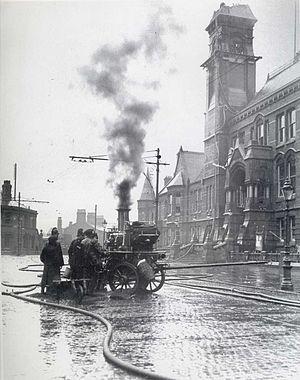 Το πυροσβεστικό όχημα και η ιστορία του