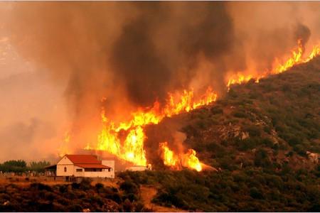 Περιβόητες Δασικές Πυρκαγιές στην Ελλάδα
