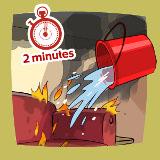 Ας δημιουργήσουμε ένα περιβάλλον πιο ασφαλές (Πυρκαγιά σε σπίτι)
