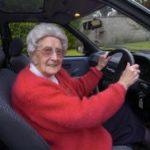 Ηλικιωμένοι & Αυτοκίνητο