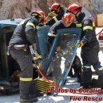 H Weber Hydraulik Extrication Team στο 2ο Φεστιβάλ Εθ. Οργανώσεων στο Βύρωνα