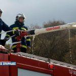 Ασκηση Πυροσβεστικού Κλιμακίου Σκοπέλου