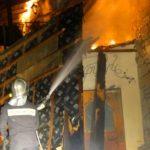 """Φωτιά τα ξημερώματα σε γνωστό """"φαγάδικο"""" στην Λ. Κνωσού!"""