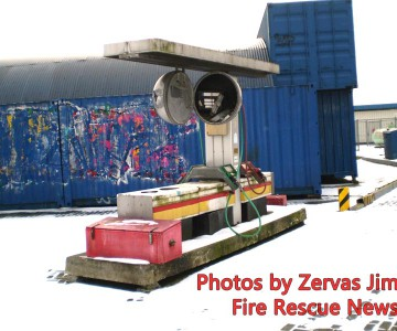 Επίσκεψη στο Εκπαιδευτικό Πυροσβεστικό Κέντρο της Ουτρέχτης