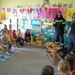 Το Εθελοντικό Πυρ/κό Κλιμάκιο Σαγιάδας εκπαίδευσε τους μικρούς πυροσβέστες