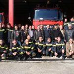 Κοπή πίτας 2013 Πυροσβεστικής Υπηρεσίας Πάργας