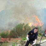 Ταφόπλακα στον Εθελοντισμό του Πυροσβεστικού Σώματος