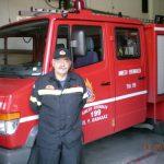 Αφιέρωμα σε έναν Εθελοντή Πυροσβέστη της Καβάλας