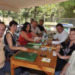 Αντιπροσωπεία του ΣΥΡΙΖΑ- ΕΚΜ στο Πυροφυλάκειο Βύρωνα