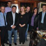 Υποδοχή εκπροσώπων της Τσέχικης Πολιτικής Προστασίας