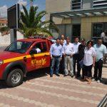 Η Παιανία και το Κορωπί παρέλαβαν νέα πυροσβεστικά