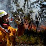 Συνένωση πύρινων μετώπων φοβάται η πυροσβεστική της Αυστραλίας