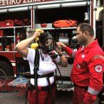 Εκπαίδευση Σαμαρειτών Ε.Ε.Σ στην Πυροσβεστική Υπηρεσία Καβάλας