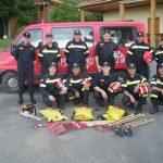 Πεζοπόρο τμήμα Eθελοντών Πυροσβεστών Π.Υ. Θεσσαλονίκης
