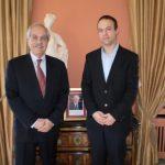 Επίσκεψη του Γ.Γραμματέα της Π.Ε.Ε.Π.Σ στις Κάτω Χώρες