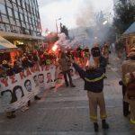 Δυναμικό και θερμό το χθεσινό συλλαλητήριο της ΠΟΣΠΥΔ