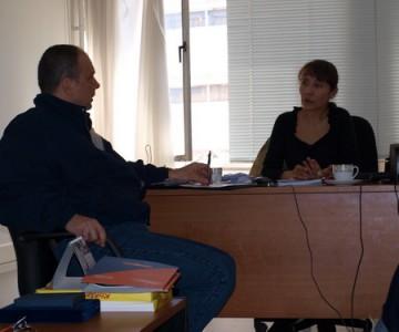 Συνέντευξη με την Γενική Γραμματεία Πολιτικής Προστασίας