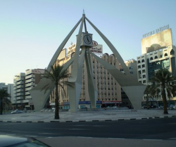 Η Πυροσβεστική Υπηρεσία του Ντουμπάϊ