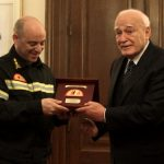 Συνάντηση του Δ.Σ. της Π.Ε.Ε.Π.Σ. με τον Πρόεδρο της Ελληνικής Δημοκρατίας