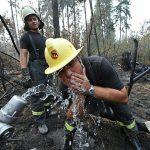 Πυροσβεστικές Υπηρεσίες Βουλγαρίας, Κύπρου και Τουρκίας