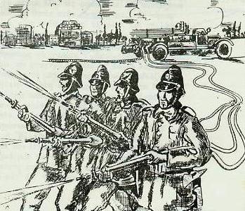 Η Απεργία πείνας των Πυροσβεστών