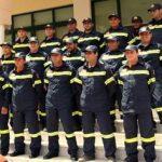 Τελετή Εγκαινίων Εθ. Πυροσβεστικού Κλιμακίου Ατάβυρου