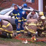 Απεγκλωβισμός θυμάτων από τροχαία ατυχήματα