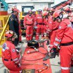 Εκπαίδευση της Ελληνικής Ομάδας Διάσωσης στην 2η Ε.Μ.Α.Κ