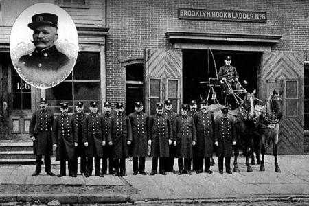 Πυροσβεστική Υπηρεσία Νέας Υόρκης (F.D.N.Y)