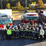 Επέστρεψε απο τις Η.Π.Α η αποστολή των Εθελοντών Πυροσβεστών
