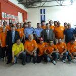 Η ΠΕΕΠΣ σε εκδήλωση για την ίδρυση Εθελ. Πυροσβεστικού Κλιμακίου στο Πεταλίδι