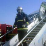 Εκπαίδευση των Πυροσβεστών της Π.Υ. Λαυρίου