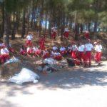 Καθαρισμός Δάσους από το Σώμα Εθελοντών Σαμαρειτών, Διασωστών Ρεθύμνου