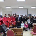 Το Κλιμάκιο Εθελοντών Σαμαρειτών επισκέφτηκε ο κ. Στέφανος Σημαντήρας