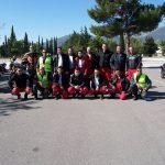 2η Πανελλήνια Εκπαίδευση Μοτοσικλετιστών