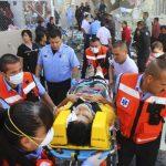 Εικόνες καταστροφής από έκρηξη σε εργοστάσιο καραμέλας στο Μεξικό
