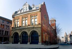 Πυροσβεστικές Υπηρεσίες του Καναδά (Μόντρεαλ, Κεμπέκ)