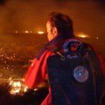 Συνδρομή της ΕΟΔ Πάρου σε κατάσβεση πυρκαγιάς