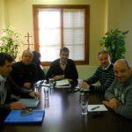 Συνάντηση του Πρόεδρου της Π.Ε.Ε.Π.Σ. με τον νέο Δήμαρχο Καρπενησίου