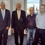 Συνάντηση της Π.Ε.Ε.Π.Σ με το Πρέσβη της Γερμανίας