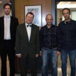 Συνάντηση της Π.Ε.Ε.Π.Σ με το Πρέσβη του Λουξεμβούργου