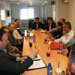 Συνάντηση της Π.Ε.Ε.Π.Σ με την Ένωση Αστυνομικών Υπ. Αττικής